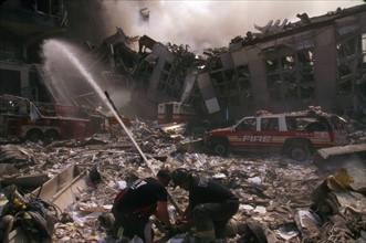September 11th Terrorist Attacks