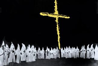 Ku Klux Klan Show