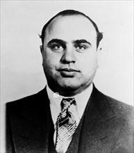 Mugshot of Al Capone