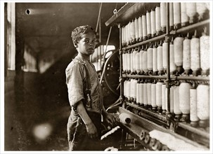 Photograph by Lewis Hine 1909