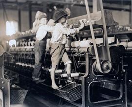 Child labour in the USA 1909