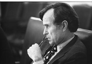 George Herbert Walker Bush (born June 12, 1924) 41st President of the United States