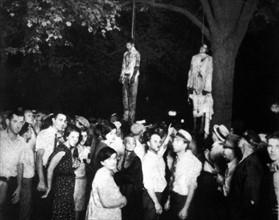 Lynchage de deux hommes noirs à Marion, Indiana