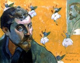 Gauguin, Autoportrait, Les misérables
