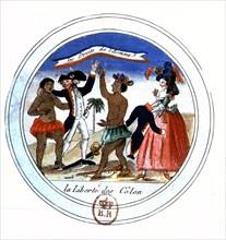 La liberté des colonies