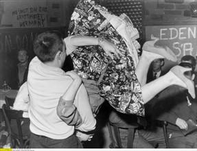 Rock'n roll à l'Eden Saloon, 1959