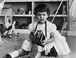 La Princesse Caroline de Monaco, 1959