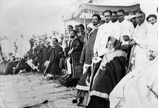Haile Selassie I, empereur d'Ethiopie