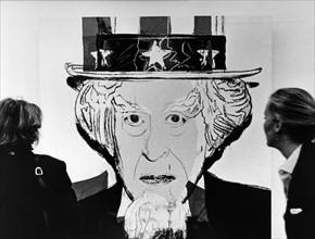 Warhol, Uncle Sam