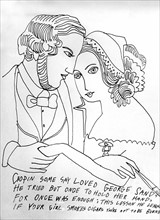 Andy Warhol, The Lovers' Reconciliation