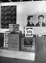 Andy Warhol, Supermarket