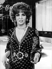 Gina Lollobrigida en 1975