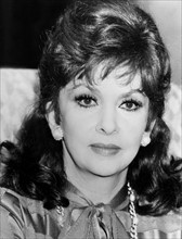 Gina Lollobrigida en 1986
