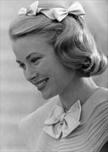 Grace Kelly vers 1960