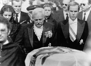Funérailles de Grace Kelly