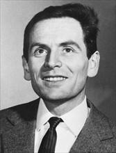 Portrait de Pierre Cardin en 1958
