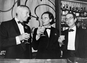 Pierre Cardin et Werner Lauer