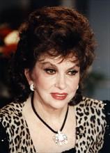 Gina Lollobrigida en 1998