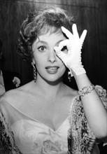 Gina Lollobrigida en 1958