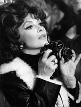 Gina Lollobrigida en 1971
