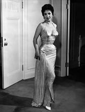 Gina Lollobrigida en avril 1955
