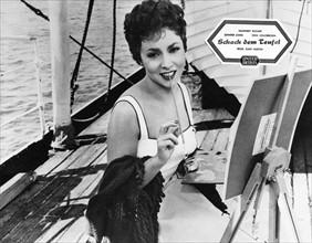 Gina Lollobrigida en 1953