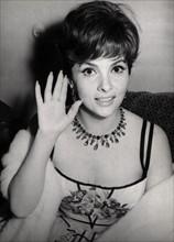 Gina Lollobrigida, années 50
