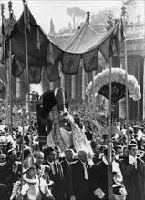 Jean XXIII au concile de Vatican II