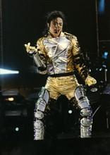 Michael Jackson, 3 juin 1997