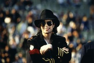 Michael Jackson, mai 1997