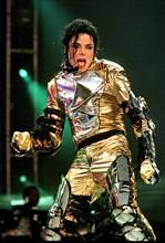 Michael Jackson, 1er juin 1997