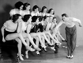 Johnny Weissmuller, 1933