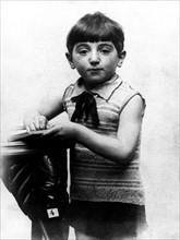 Charles Aznavour enfant, vers 1930
