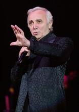 Charles Aznavour, 2002
