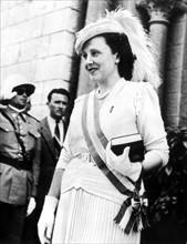 Ghislaine, princesse de Monaco