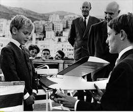 Albert de Monaco enfant