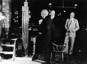 Edison, Hoover et Ford