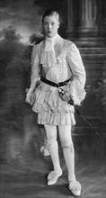 Portrait du jeune prince de Galles