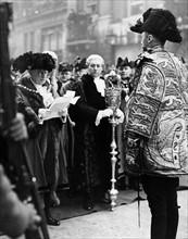 Le Prince de Galles proclamé roi d'Angleterre