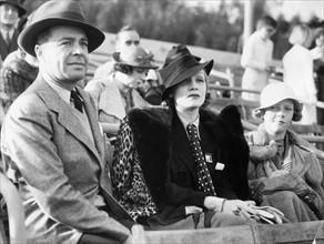 Marlène Dietrich et sa fille Maria