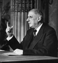 Charles de Gaulle, 1967