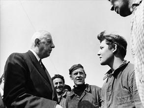 Charles de Gaulle, 1966
