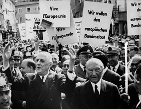 Charles de Gaulle, 1962