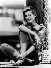Claudia Schiffer, 1991