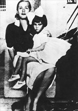 Sophia Loren et sa mère Romilda Scicolone
