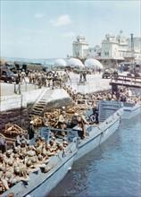 Préparatifs à l'Opération Overlord, 4 juin 1944