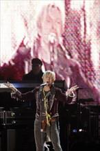 David Bowie au Hurricane Festival de Scheessel (Allemagne)