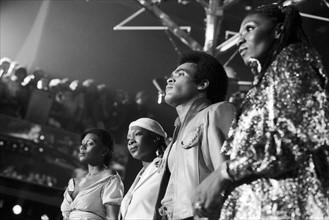 Boney M sur scène