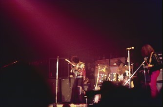 Jimi Hendrix en concert