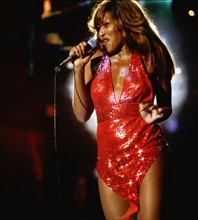 Tina Turner sur scène